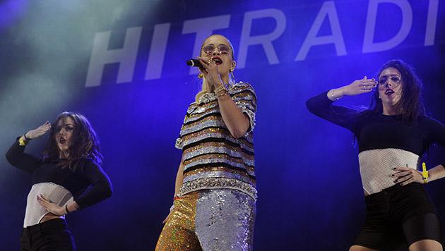 Die Sängerin Rita Ora (Bild: APA/HERBERT P. OCZERET)