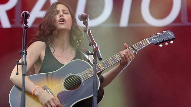 Die Sängerin Anna F. (Bild: APA/HERBERT P. OCZERET)