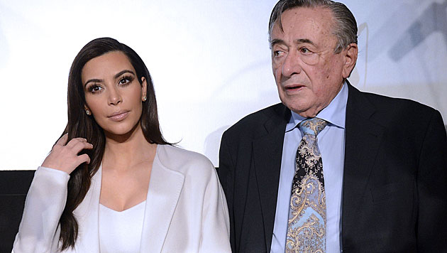Kim Kardashian: Handyspiel bringt 200 Mio. Dollar (Bild: APA/HELMUT FOHRINGER)