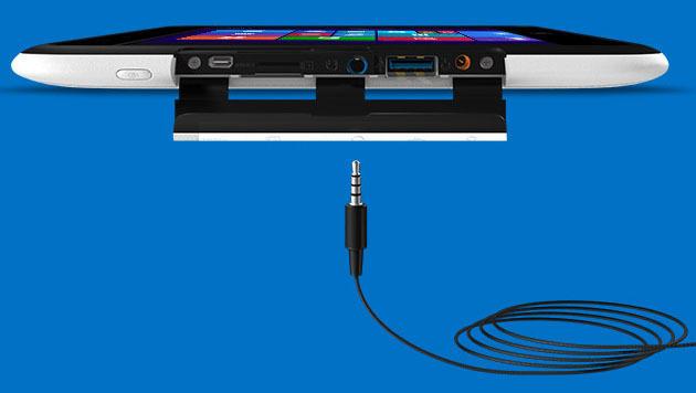 Panasonic bringt Schüler-Tablet mit Mikroskop (Bild: panasonic)
