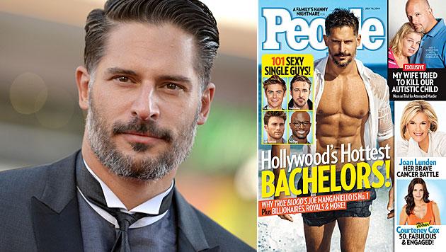 Die fünf schärfsten Hollywood-Muskelpakete (Bild: Richard Shotwell/Invision/AP, People)