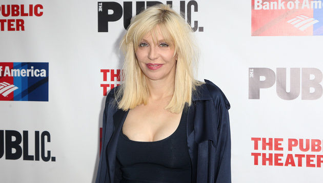 Courtney Love (Bild: Donald Traill/Invision/AP)