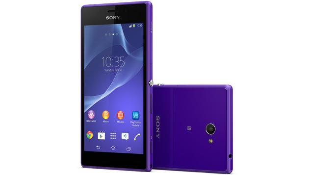 Mittelklasse mit Android: Sonys Xperia M2 im Test (Bild: Sony)
