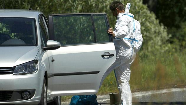 Rachemord in Graz: Leiche in Ungarn entdeckt (Bild: APA/ERWIN SCHERIAU)