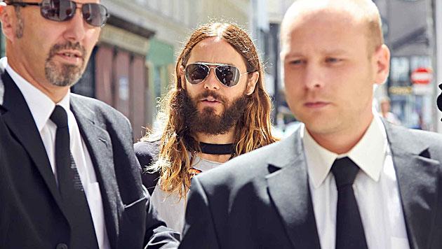 Was Jared Leto vor Konzerten in Österreich machte (Bild: Starpix/Alexander Tuma/SPY)