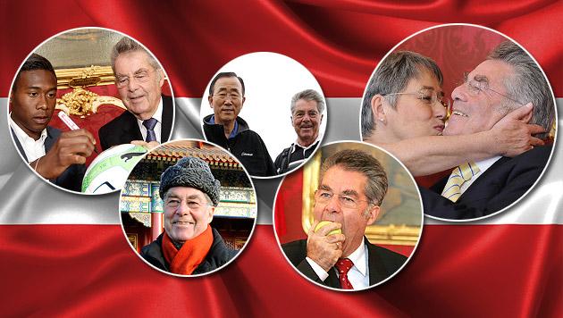 Heinz Fischer ist seit zehn Jahren Bundespräsident (Bild: APA/TATIC, LECHNER, TECHT, JAEGER, thinkstockphotos.de)