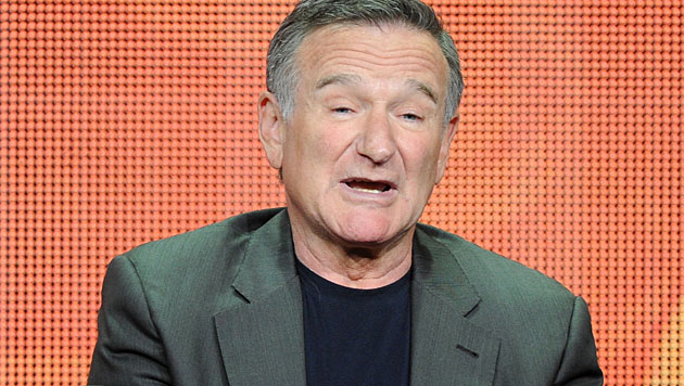 Hollywoodstar Robin Williams erneut in Suchtklinik (Bild: Frank Micelotta/Invision/AP)