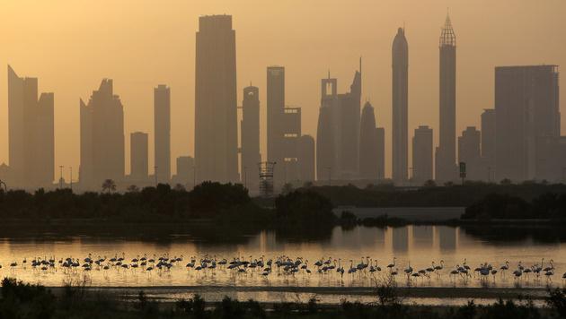 Dubai und Abu Dhabi: Tradition trifft Moderne (Bild: AP)