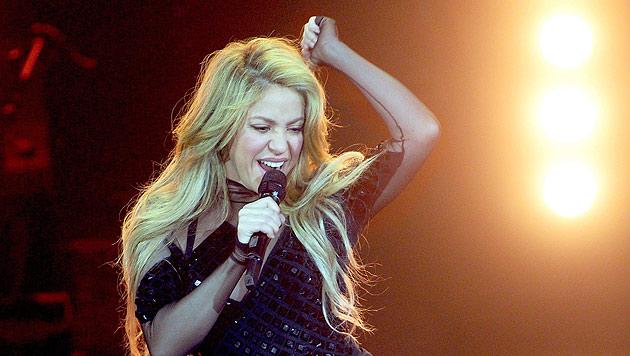 """Shakira: """"Ja, wir erwarten unser zweites Kind!"""" (Bild: APA/EPA/BRITTA PEDERSEN)"""