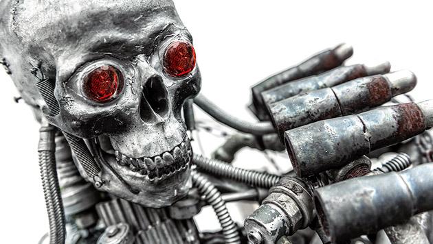 Google schützt seine Chefs vor Terminator-Robotern (Bild: thinkstockphotos.de)