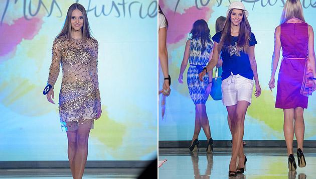 """""""Miss Austria 2014"""" Julia Furdea (Bild: Andreas Tischler)"""