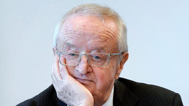 ÖBB: Anklage gegen Pöchhacker ist nun offiziell (Bild: APA/Hans Klaus Techt)