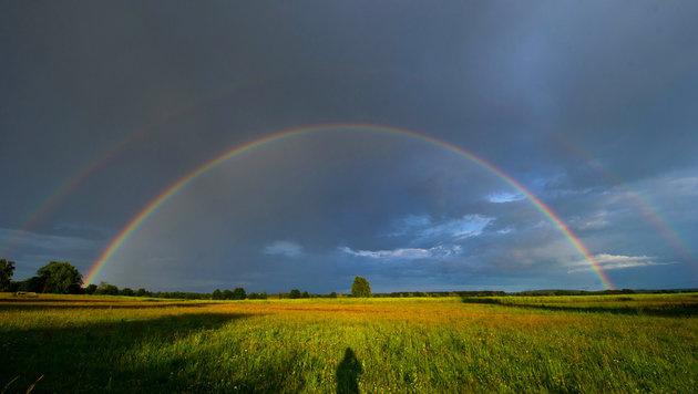 """Wetterumschwung: Ab Dienstag wird""""s unbeständig (Bild: APA/dpa-Zentralbild)"""