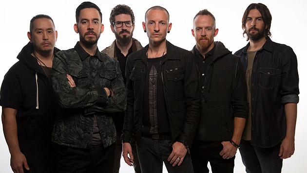 """""""Krone"""" holt Rocker Linkin Park nach Wien (Bild: Warner Music)"""