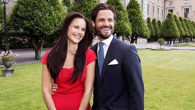 Schwedisches Königshaus verrät Hochzeitstermin (Bild: kungahuset.se)