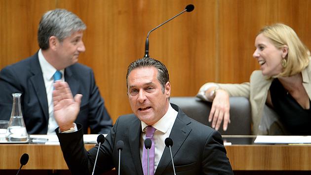 Hypo-Gesetz im Nationalrat beschlossen (Bild: APA/ROLAND SCHLAGER)