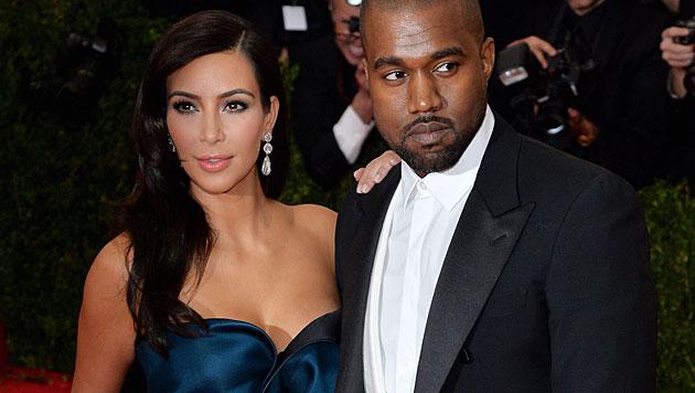 Kim Kardashian: Handyspiel bringt 200 Mio. Dollar (Bild: APA/EPA/JUSTIN LANE)