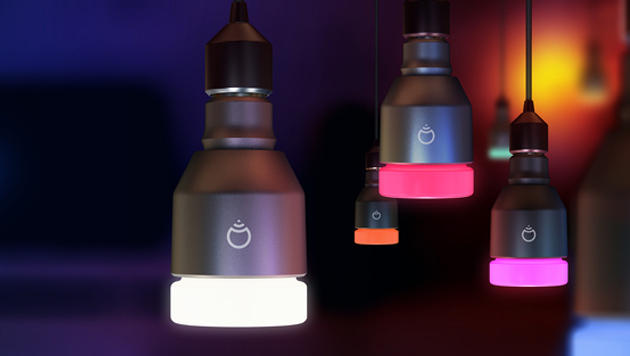 """""""Smarte"""" Glühbirne verrät Hackern WLAN-Schlüssel (Bild: facebook.com/lifxlabs)"""