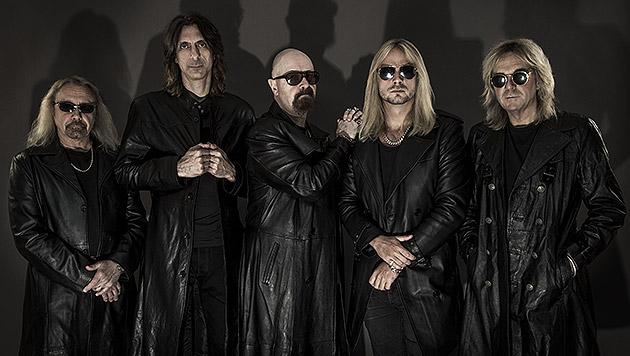 """Judas Priest: """"Halford hat die beste Metal-Stimme"""" (Bild: Sony Music)"""