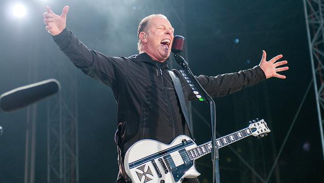 Metallica beenden Platten-Pause mit Doppelalbum (Bild: Andreas Graf)