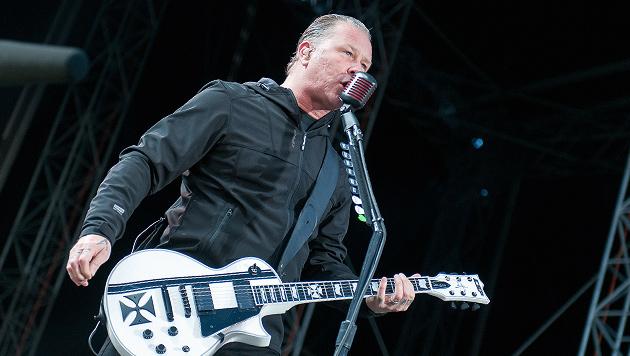 Metallica erfüllten 50.000 riffgewaltige Wünsche (Bild: Andreas Graf)