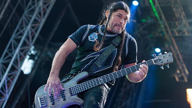 Metallica kündigen Europa-Tournee an (Bild: Andreas Graf)
