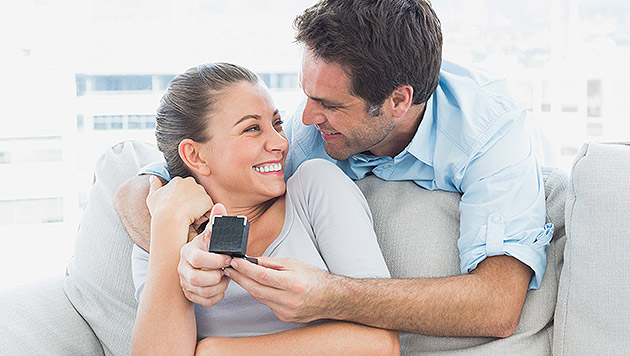 Sind Sie bereit für die Ehe? (Bild: thinkstockphotos.de)