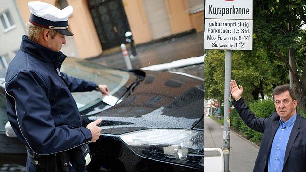 Oskar Turtenwald will die Strafe nicht bezahlen. (Bild: APA/GEORG HOCHMUTH, WIFF)