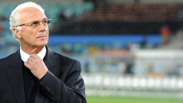Beckenbauer: Von Millionenzahlung nichts gewusst (Bild: APA/dpa)
