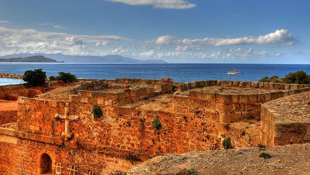 Kreta: Entspanntes Leben wie Gott in Griechenland (Bild: flickr.com/Romtomtom)