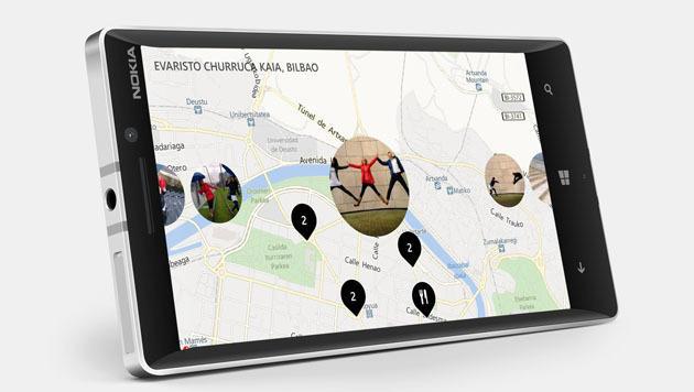 Licht und Schatten: Nokias Lumia 930 im Praxistest (Bild: Nokia)
