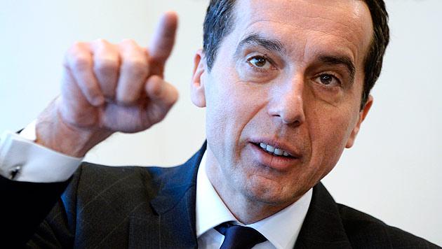 ÖBB: Kern will weiterhin kräftig investieren (Bild: APA/Hans Klaus Techt)