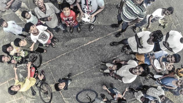 Das sind die schönsten Drohnen-Fotos der Welt (Bild: Dronestagr.am/Jericsaniel)