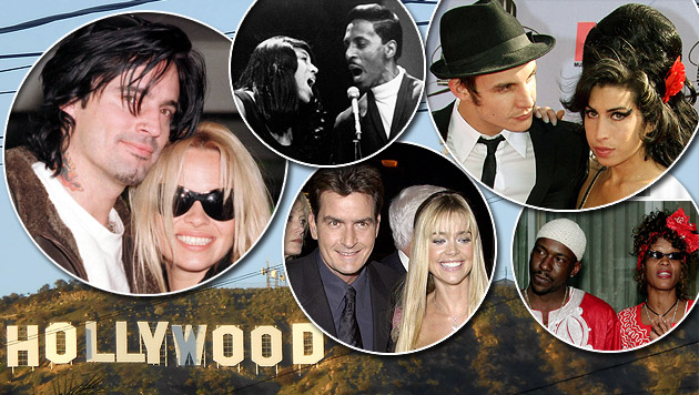 Das sind die schrecklichsten Ehemänner Hollywoods (Bild: dpa, picturedesk.com)