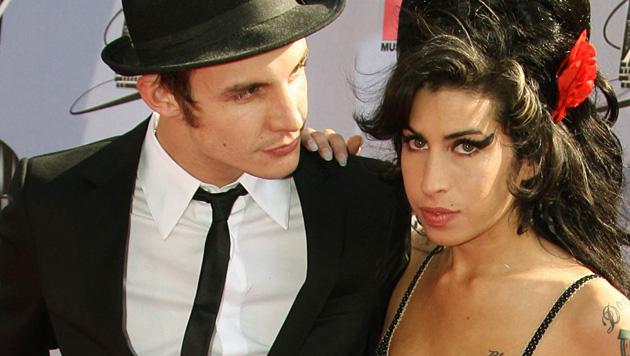 Blake Fiedler-Civil kontrollierte wie ein Dealer den Drogenkonsum seiner Ex-Frau Amy Winehouse. (Bild: dpa/Hubert Boesl)