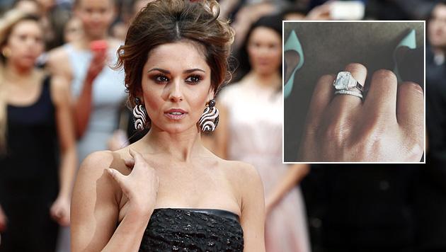 Sängerin Cheryl Cole hat wieder geheiratet (Bild: APA/EPA/SEBASTIEN NOGIER, instagram.com/ladycole)