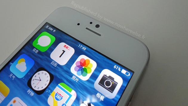 iPhone 6: Erste F�lschungen sind schon in Umlauf (Bild: nowhereelse.fr)