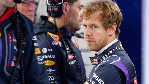 """Vettel: """"Mercedes ist derzeit das Maß aller Dinge"""" (Bild: APA/EPA/VALDRIN XHEMAJ)"""