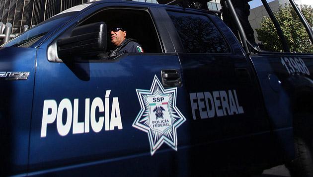 Gebürtiger Steirer (43) in Mexiko festgenommen (Bild: Crisanta Espinosa/EPA/picturedesk.com (Symbolbild))