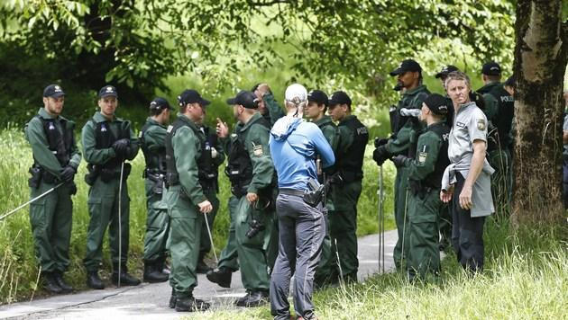 Mord in Bayern: Sucht Polizei einen Serientäter? (Bild: MARKUS TSCHEPP)