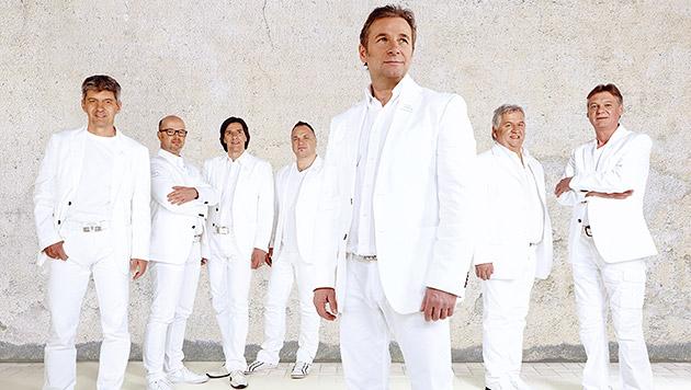 """Nockalm Quintett: Eine neue """"geile"""" Scheibe (Bild: Universal Music)"""