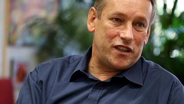 Wien: Bezirkschef Scheed im Urlaub verstorben (Bild: Gerhard Bartel)