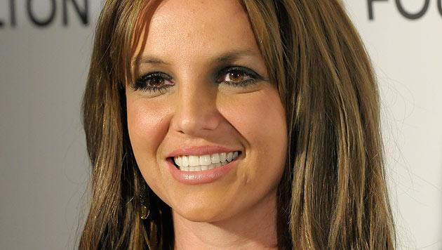 Britney Spears: 100 $ Trinkgeld als Entschuldigung (Bild: AP)