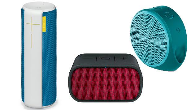 Logitech bietet Bluetooth-Boxen der unterschiedlichsten Preis- und Leistungsklassen. (Bild: Logitech)