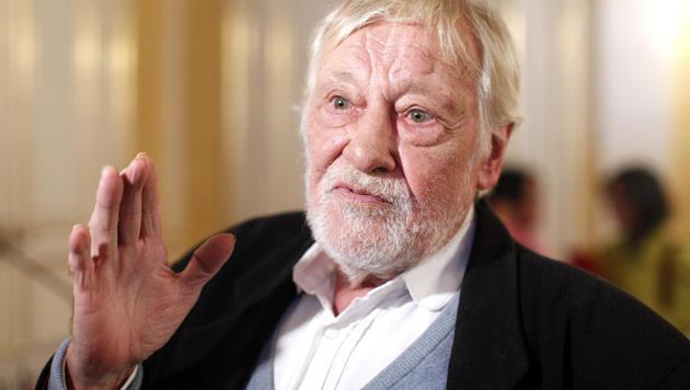 Schauspieler Dietmar Schönherr ist tot (Bild: APA/GEORG HOCHMUTH)