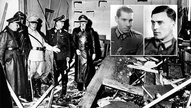 Die Österreicher an der Seite Stauffenbergs (Bild: APA/dpa, Gedenkstätte Deutscher Widerstand)
