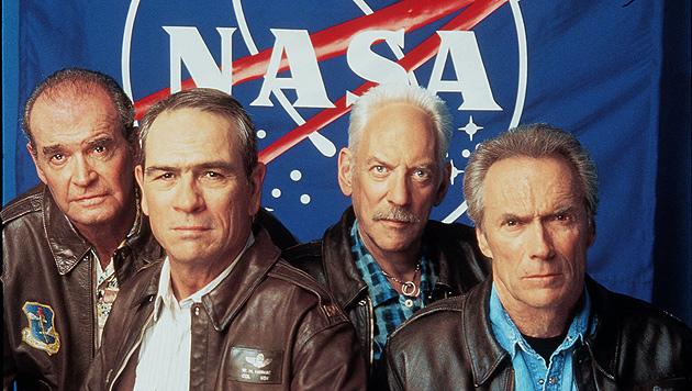 """Maverick"" und ""Space Cowboy"" James Garner ist tot (Bild: APA/UPI)"