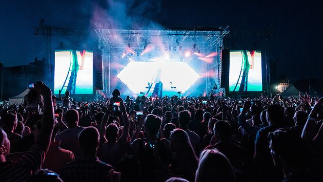 Star-DJ Avicii lud zur Dance-Party des Jahres (Bild: Andreas Graf)
