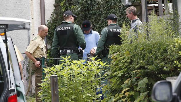 20-Jähriger nach Deutschland ausgeliefert (Bild: Markus Tschepp)