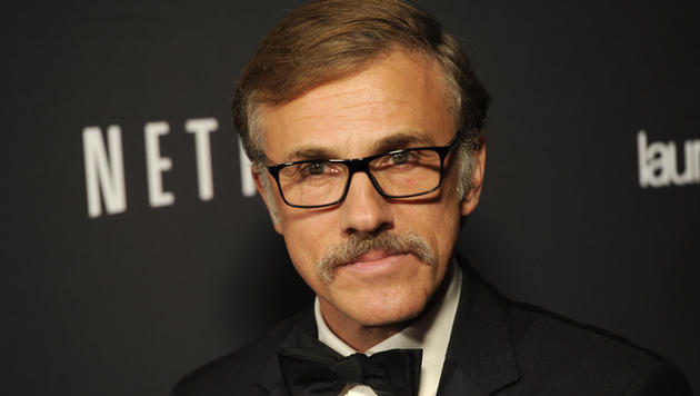 Christoph Waltz (Bild: AP/Chris Pizzello)